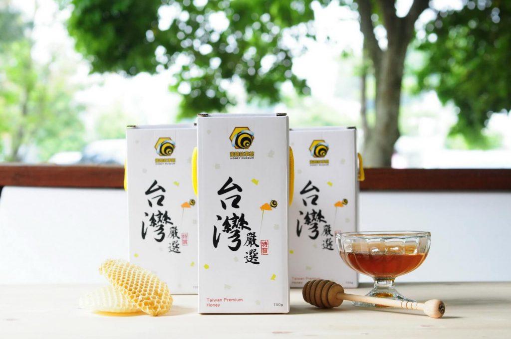 蜜蜂故事館 台灣嚴選蜂蜜