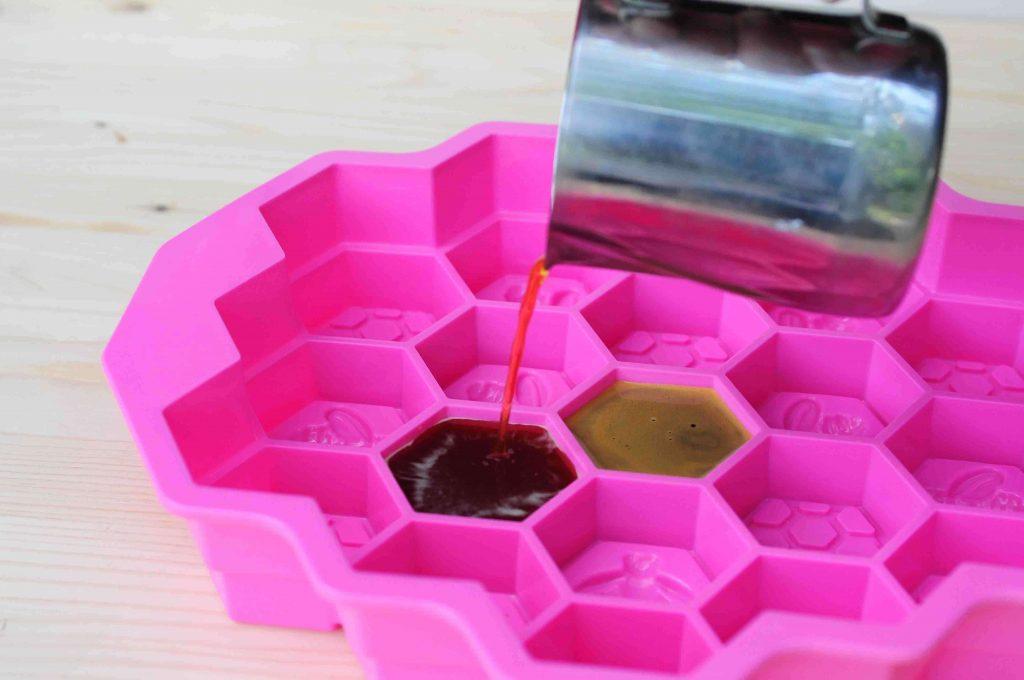 蜂蜜冰磚咖啡步驟2