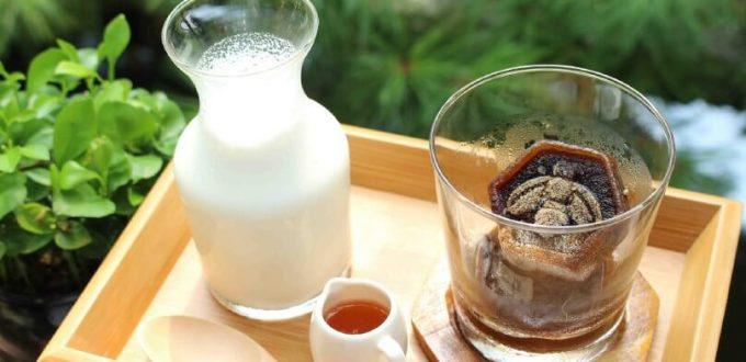 蜂蜜冰磚咖啡步驟4