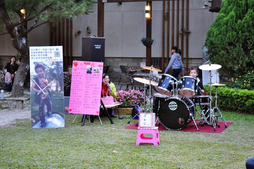 黃昇爵士鼓