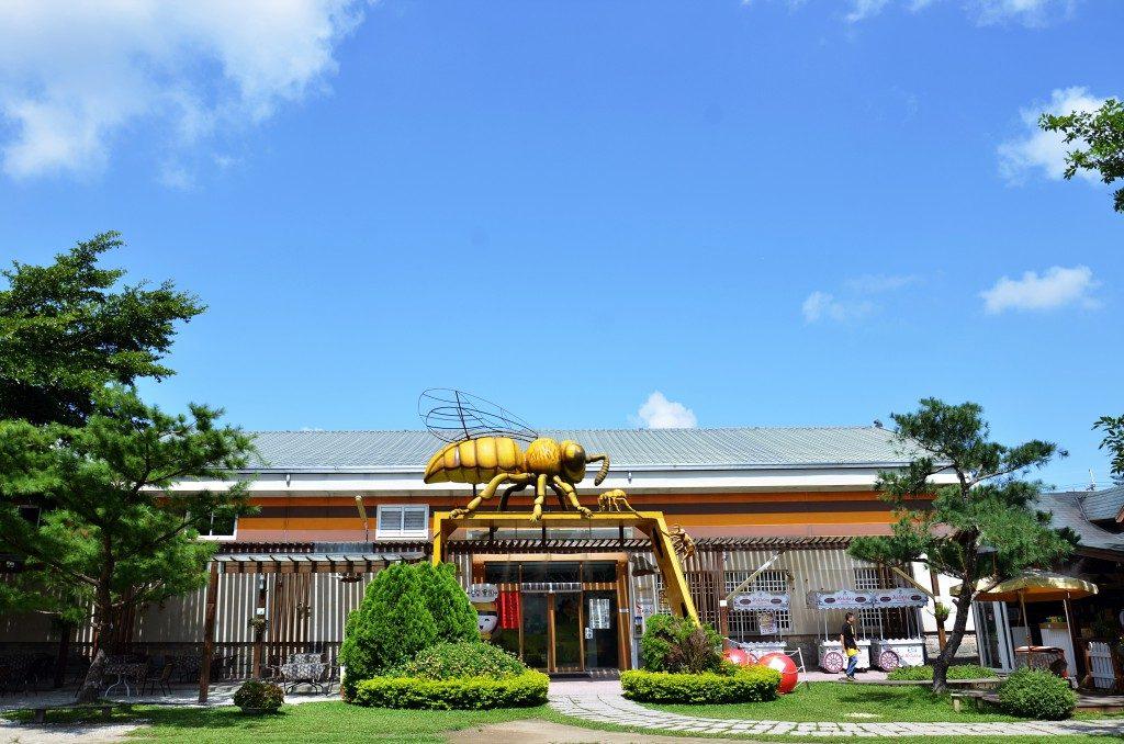 蜜蜂故事館正門