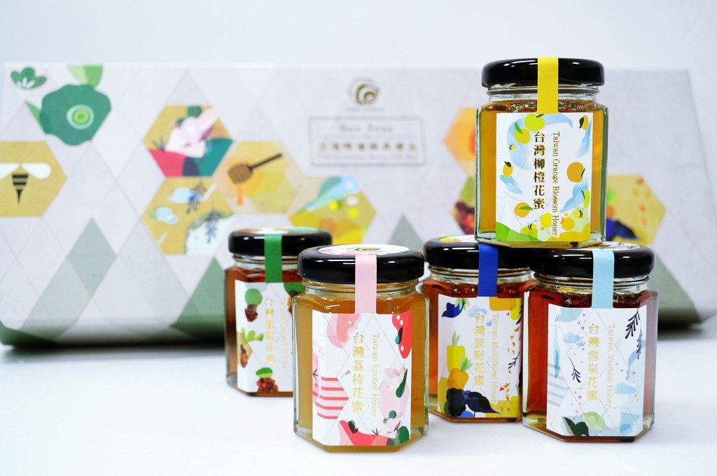 臺灣經典蜂蜜禮盒