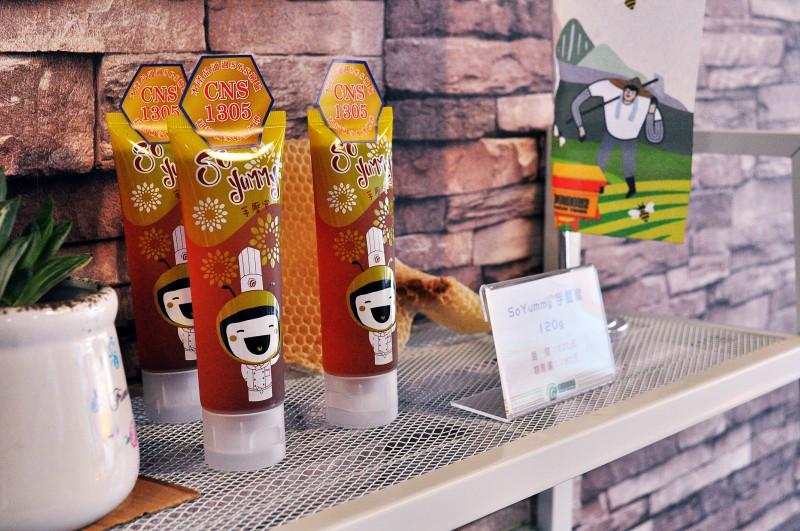 西螺咖啡推薦-蜂潮咖啡店內5