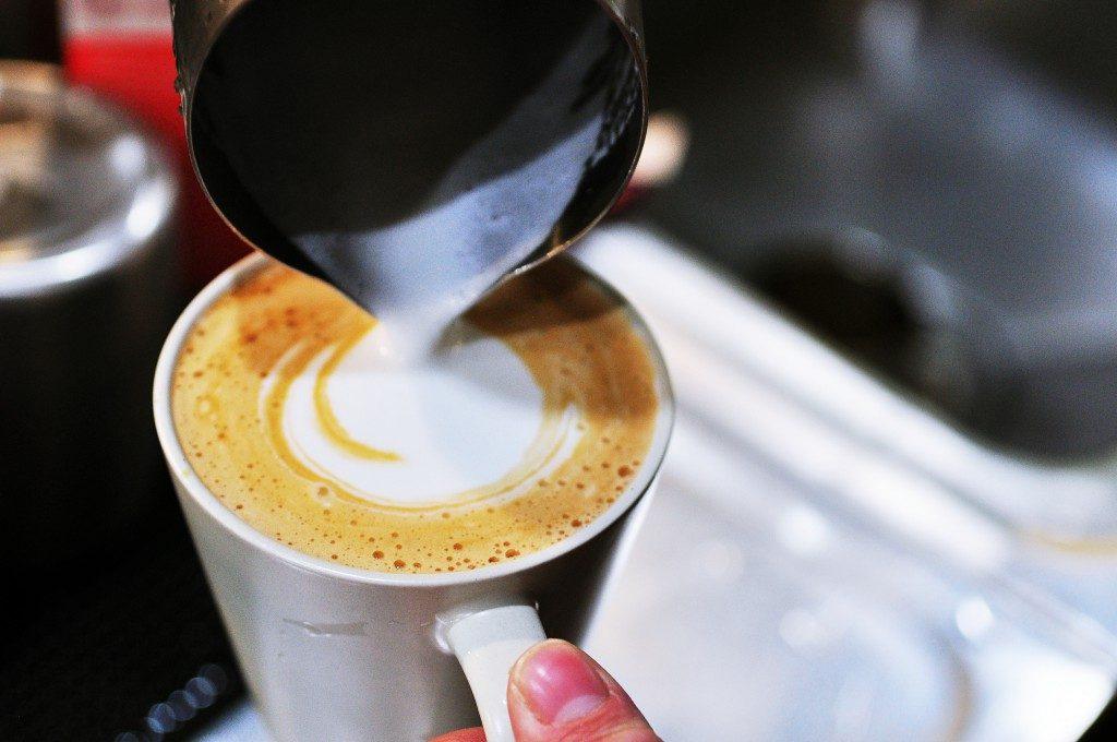 蜂潮咖啡-咖啡完成品
